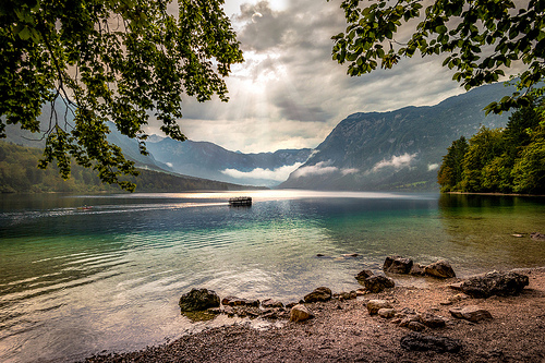 Lake Bohinj photo