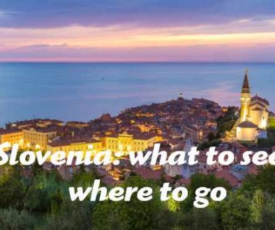 Slovenia what to visit