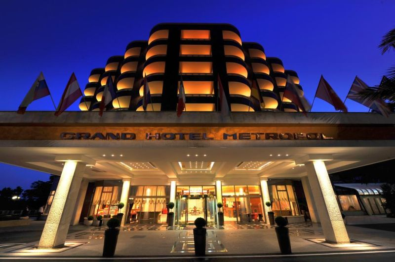 Hotel Metropol. The Remisens Premium Hotel Metropol (5*) offers top quality service and a wide range of exclusive amenities for a memorable holiday.