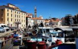 A medieval walled Venetian town, Piran is the most beautiful town on Slovenia's coast. Packed with twisting cobblestone streets, Venetian buildings, and a view of the lights of Trieste from the beachfront, Piran is thankfully unsullied by the tacky characteristics of many seaside resorts.