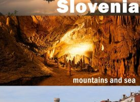 Slovenia is small and exceptional. The country has a wide range of varying land forms and types of climate