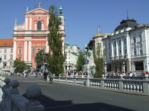 Slovenia and its capital are becoming increasingly popular as holiday destinations.