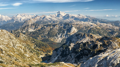 Ready for you are the snow-covered mounts of the Alps and Triglav national park with countless glacial valleys, gorges, waterfalls and clear wild waters.