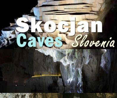 Skocjan Caves in Slovenia (Slovene: Škocjanske jame; Italian: Grotte di San Canziano; German: Höhlen von St. Kanzian) is a structure of limestone caves in the Kras (Karst) area in southwestern Slovenia