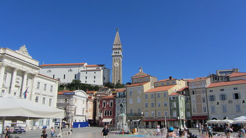 Piran. Romantics and those interested in culture will favour the small medieval fishing towns of Piran, Izola and Koper.