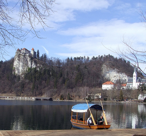Besides a visit to the Lake bled, one should head further for the hills by the surrounding Julian Alps. Go hiking, enjoy whitewater rivers and stunning high-mountain scenery, take a walk in the beautiful deep forests or, in winter time, go skiing.
