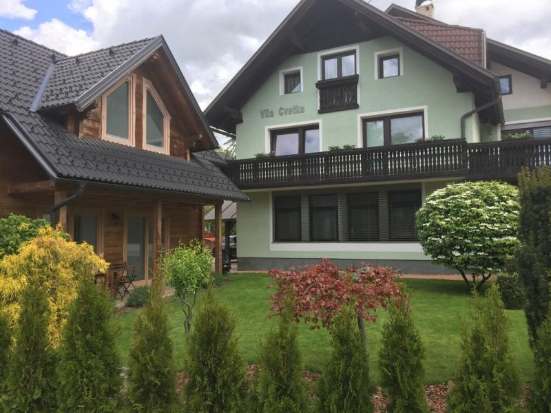 Apartments Vila Cvetka Bled. Great location with easy walking to all sites around Bled.