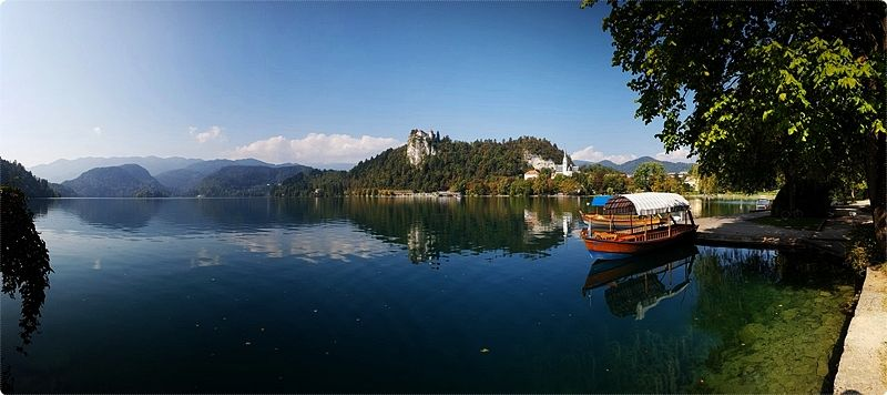 The Bled Golf Course is the oldest and the biggest in Slovenia. It is recognized by its remarkable natural characteristics and magnificent views of the highest Slovenian mountains.